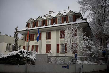 den vietnamesiske ambassade
